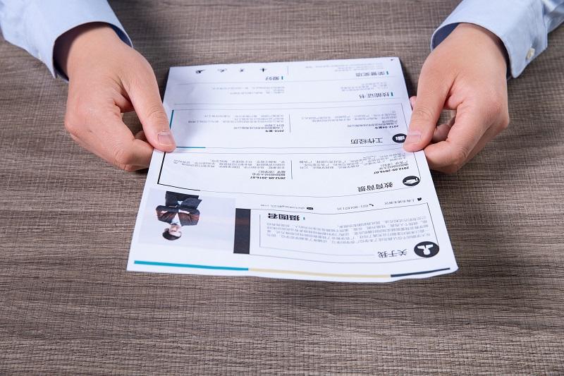 HR对求职者简历信息进行背景调查